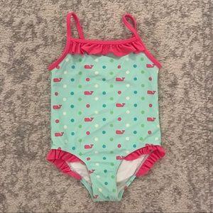 Vineyard vines toddler bathing suit